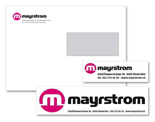 Mayrstrom for Portfolio architektur